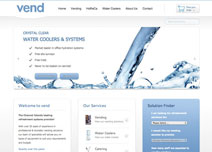 Vend  Web Design
